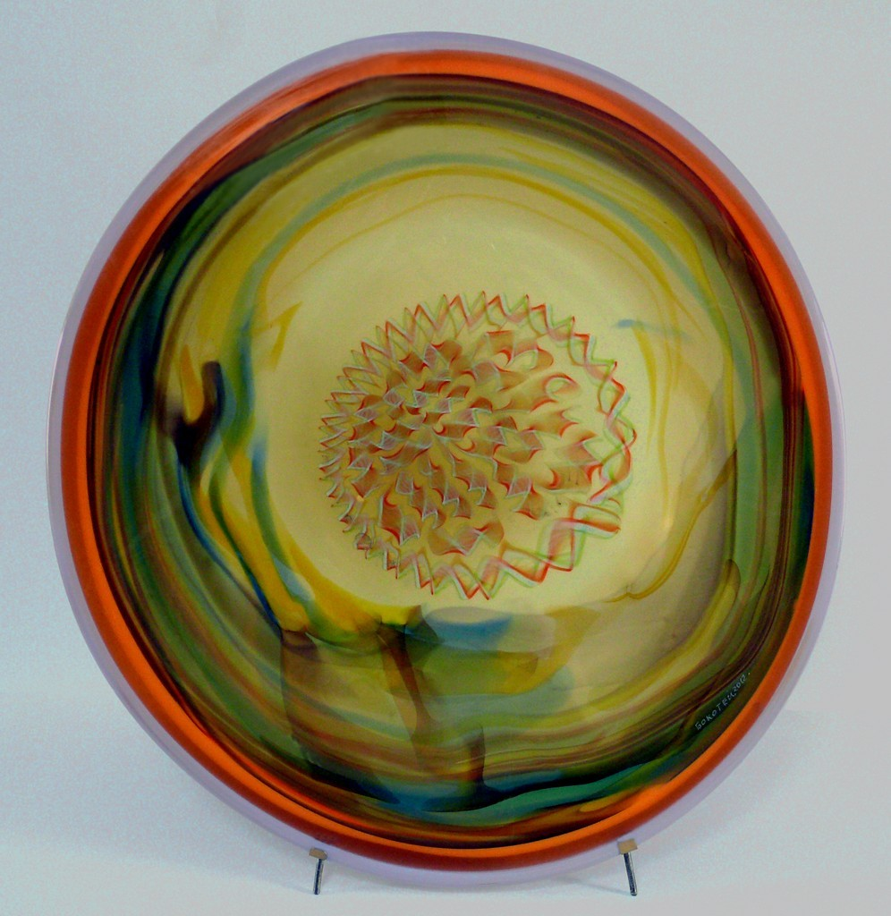 Kaleidoscope. H = 71 cm